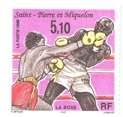 1996 St. Pierre & Miquelon