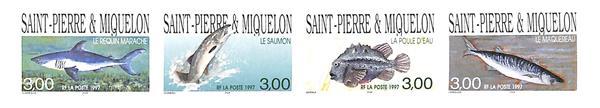 1997 St. Pierre & Miquelon