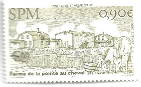 2005 St. Pierre & Miquelon