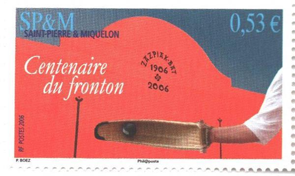 2006 St. Pierre & Miquelon