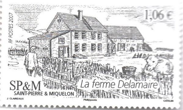 2007 St. Pierre & Miquelon