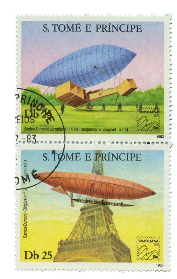 1983 St. Thomas & Prince Islands