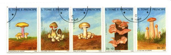 1988 St. Thomas & Prince Islands