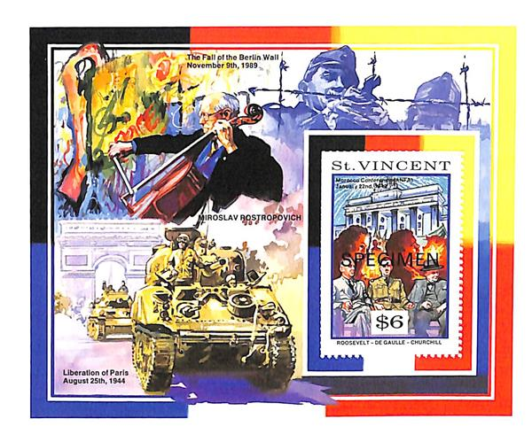 1991 St. Vincent