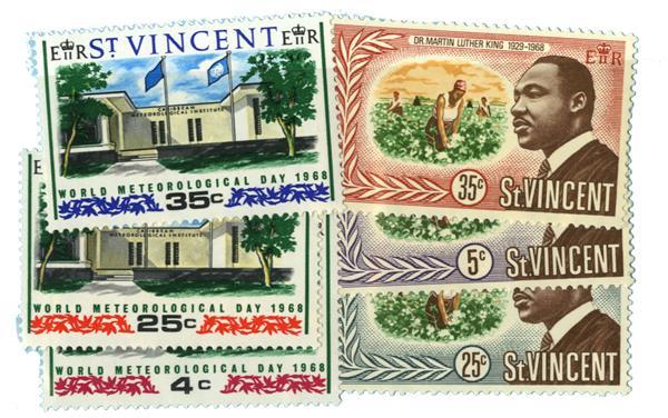 1968 St. Vincent