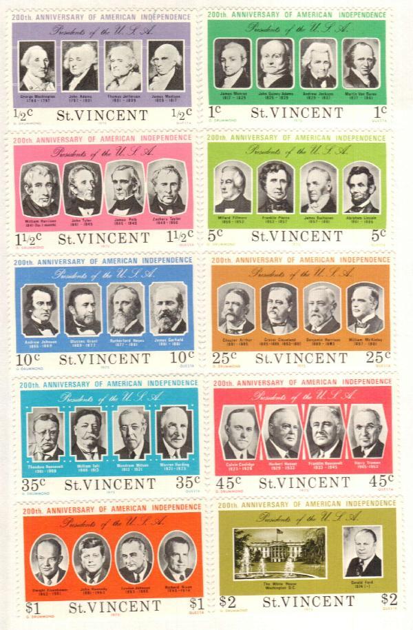 1975 St. Vincent