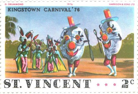 1976 St. Vincent