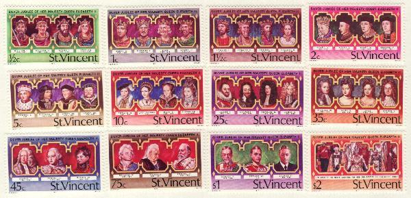 1977 St. Vincent