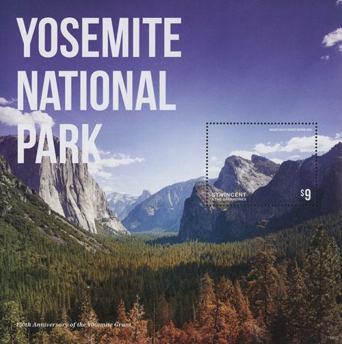 2014 150th Anniv of the Yosemite Grant
