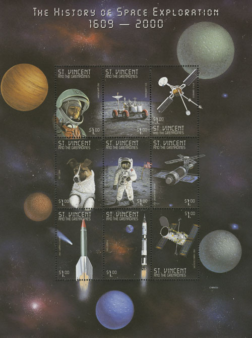 1999 History of Space Exploration