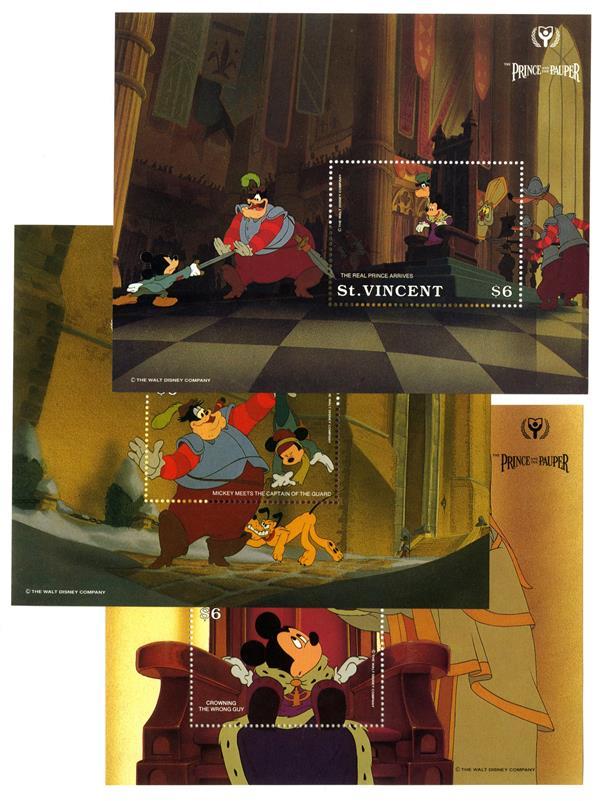 St. Vincent 1991 Prince & The Pauper