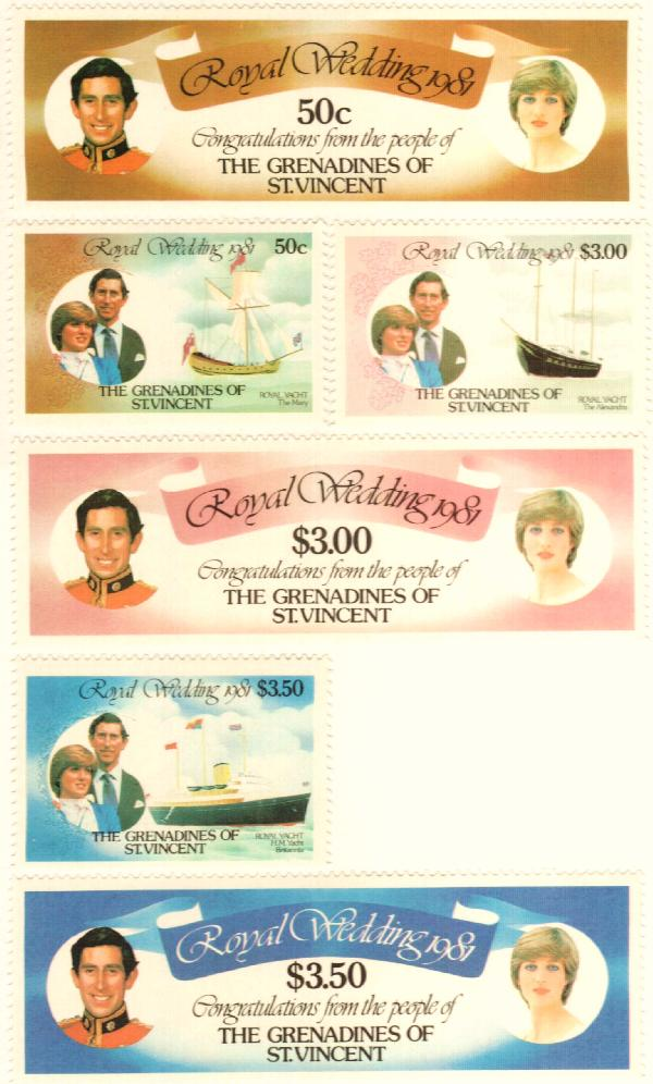 1981 St. Vincent Grenadines