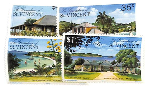 1975 St. Vincent Grenadines