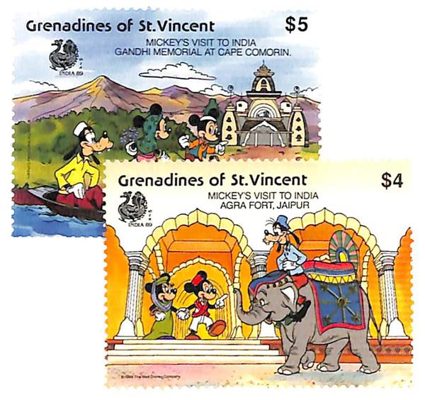 1989 St. Vincent Grenadines