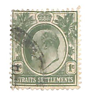 1904 Straits Settlements