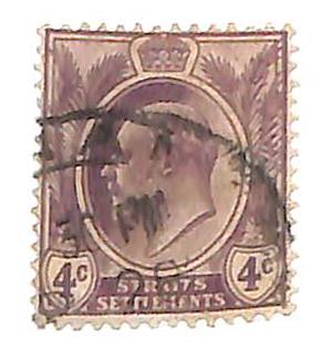 1908 Straits Settlements