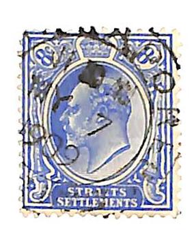 1906 Straits Settlements