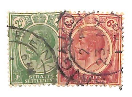 1920-21 Straits Settlements