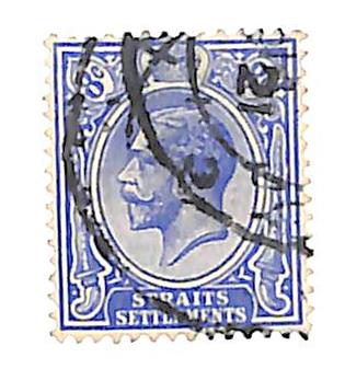 1912 Straits Settlements