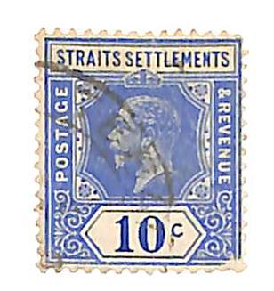 1919 Straits Settlements