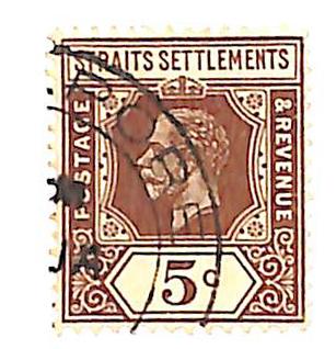 1932 Straits Settlements