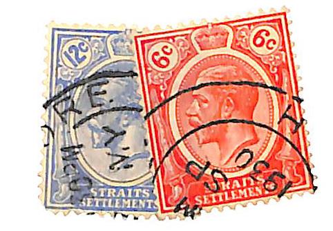 1921-32 Straits Settlements