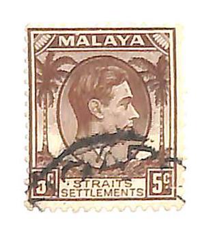 1937 Straits Settlements