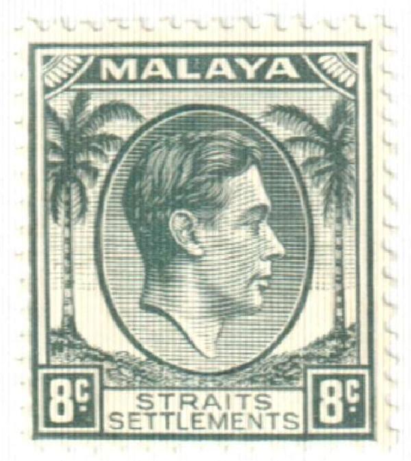 1938 Straits Settlements