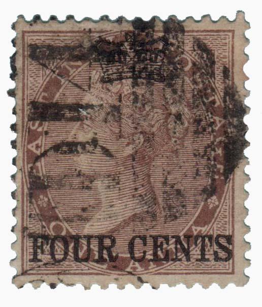 1867 Straits Settlements