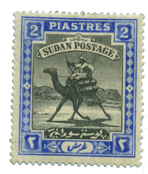 1908 Sudan