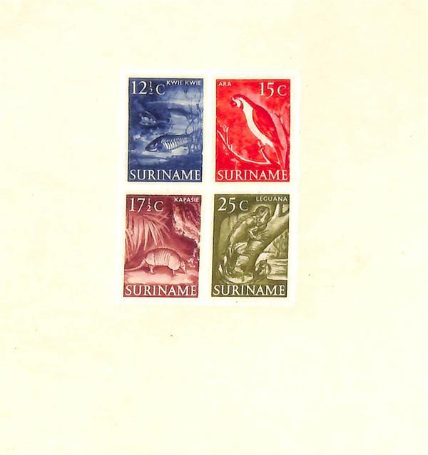 1955 Surinam