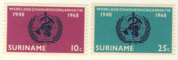 1968 Surinam