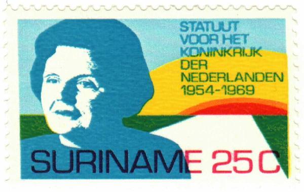 1969 Surinam