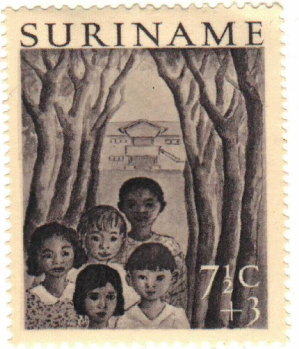 1954 Surinam