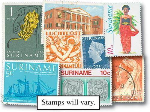 Surinam, 250v