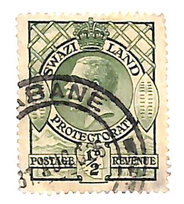 1933 Swaziland