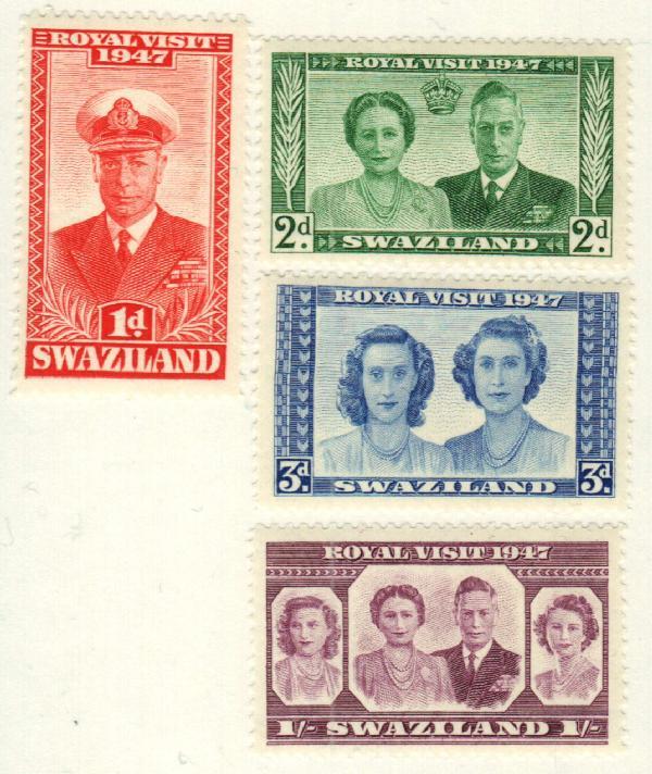 1947 Swaziland