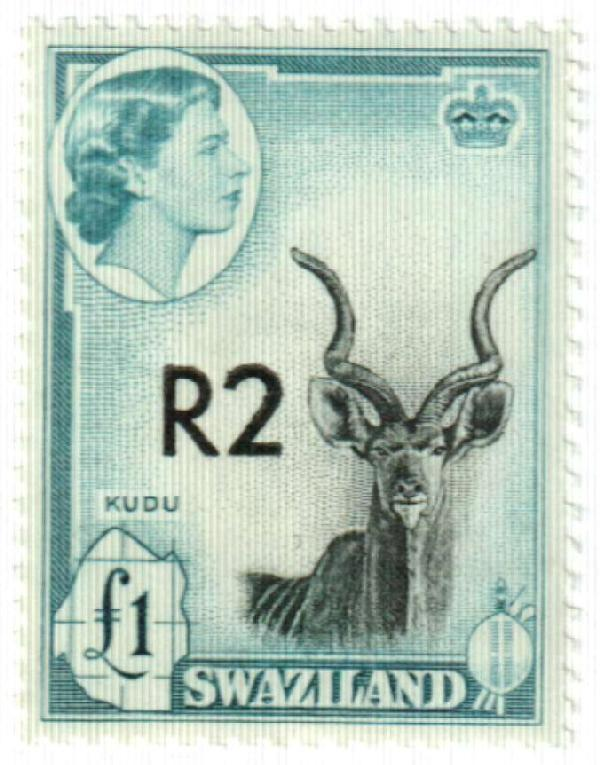 1961 Swaziland
