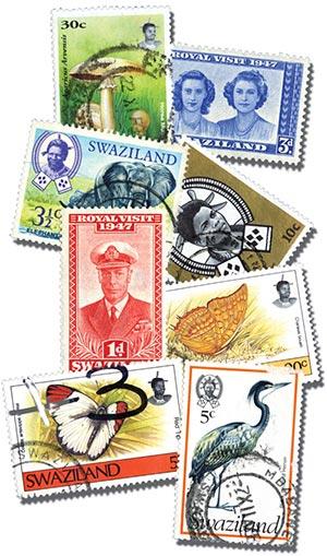 Swaziland, 100v