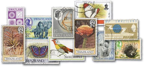 Swaziland, 50v