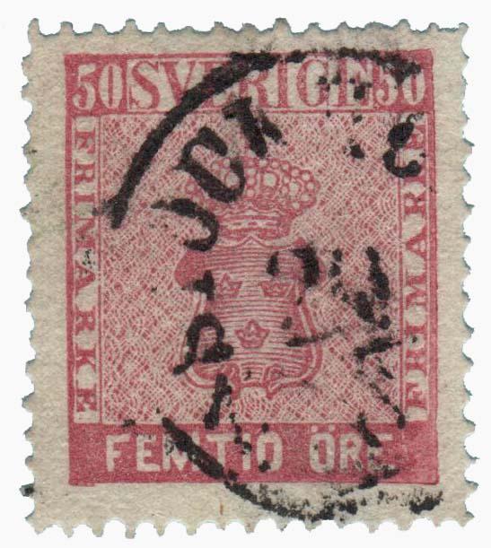 1858 Sweden