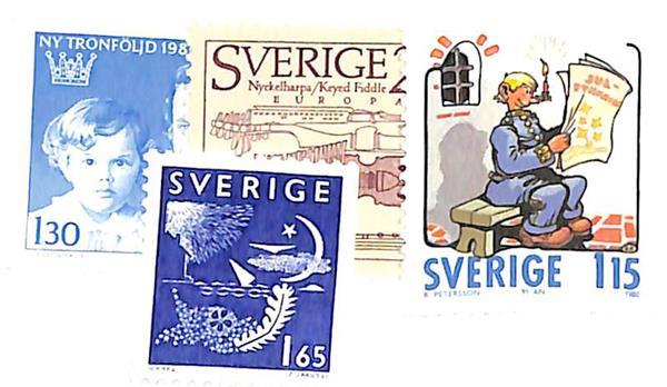 1980-85 Sweden