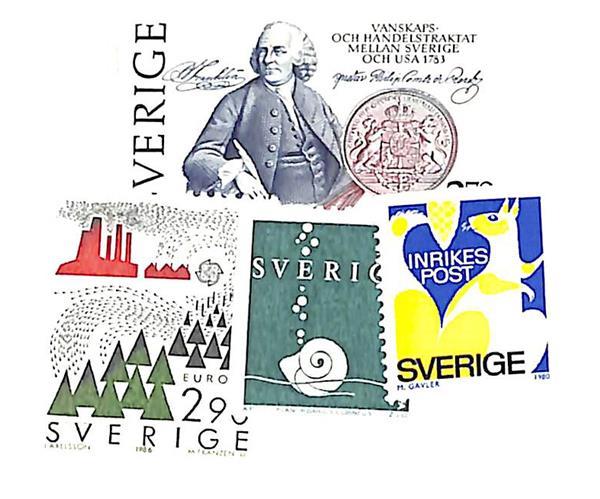1980-86 Sweden