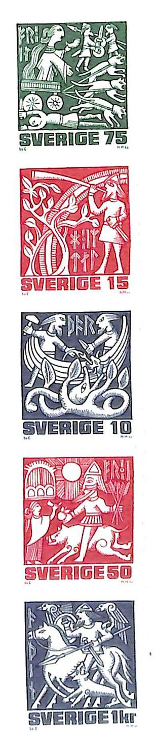 1981 Sweden