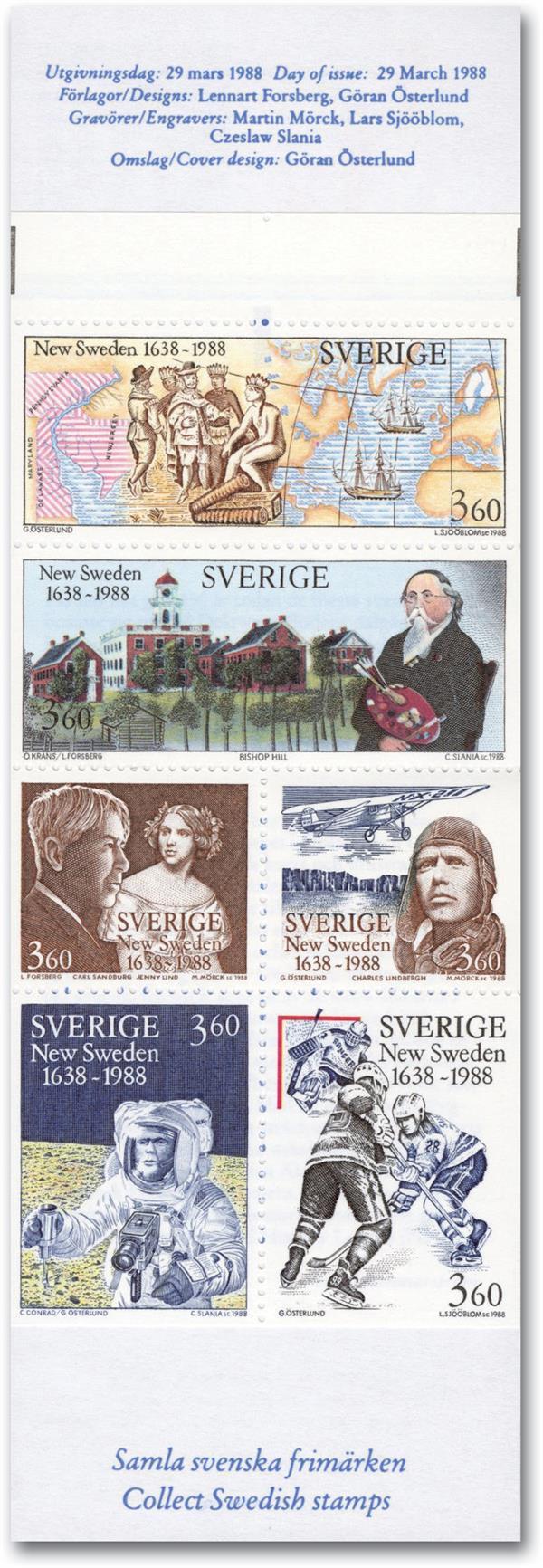 1988 Sweden