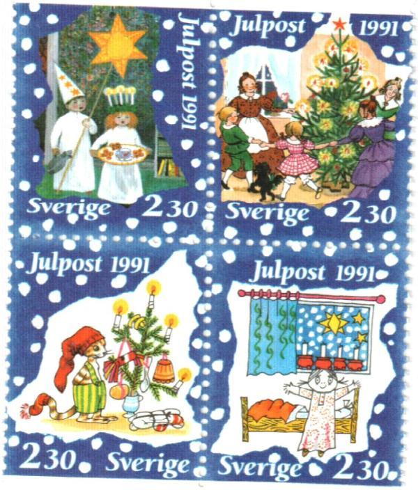 1991 Sweden