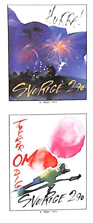 1993 Sweden