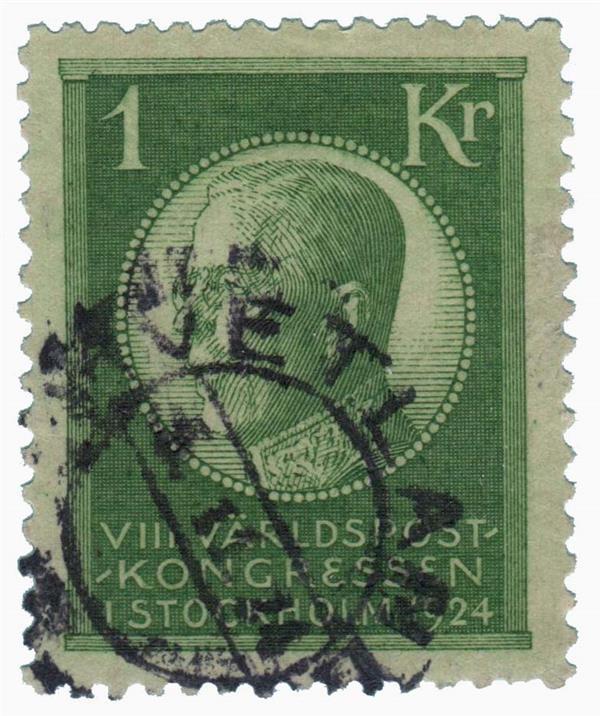 1924 Sweden