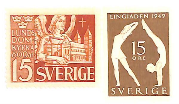 1946-49 Sweden