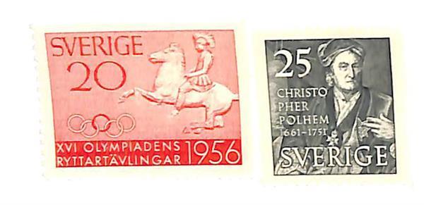 1951-56 Sweden